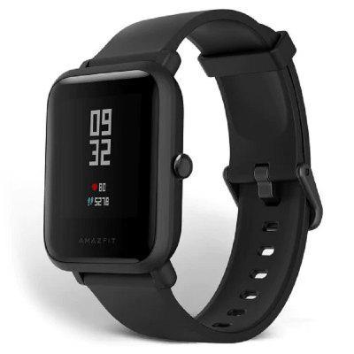 Xiaomi Amazfit Smart Watch-Youth Edition Lite-Black