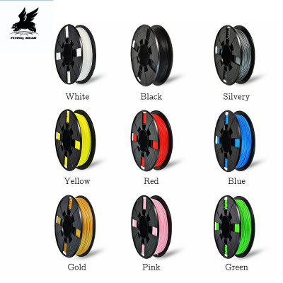 Flying Bear High Quality 1.75mm  PLA Materials  for 3D Printer 1kg Environmental Consumable