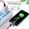 Marjay Magnetic Nylon Fast Charging LED Indicator High 480Mbps Magnet For iphone Samsung Xiaomi USB
