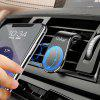 Udyr Magnetic Stainless Spring Car Phone Holder Support For iPhone Samsung Huawei GPS Stand Bracket