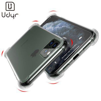 Udyr Airbag Shell Anti-Drop Ultra Thin Soft TPU Transparent Clear Silicone Back Cover For iPhone Xs