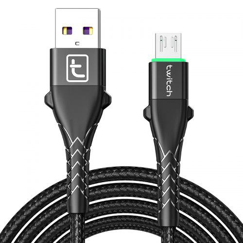 Twitch QC3.0 USB Type C Micro USB Cable Fast