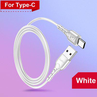 Twitch 2.4A USB TPE Type C Micro Cable 1m 2m for Huawei P30 P20 Mate 20 Pro Phone Mi Note 10