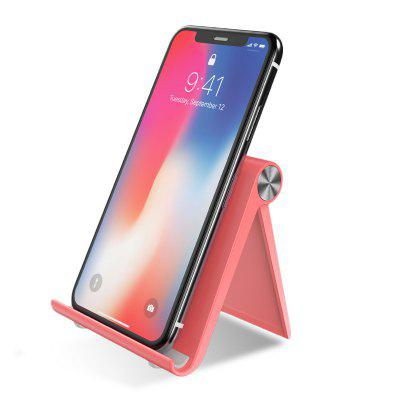 Udyr ABS-Silcone Pad Foldable Cell Phone Support Stand Desktop-Stand Table iPad Smartphone Universal