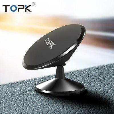 TOPK D07 Magnetic Car Phone Holder Universal Phone Stand for Mobile Phone Magnet Air Vent