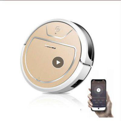 MOLISU V8S PRO Robot vacuum cleaner wifi App Sweeping and Mopping Smart planned 2000Pa  Aspirador Image