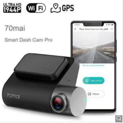 Mi 70mai  Dash Cam 1944P GPS ADAS For Car DVR Camera WIFI Voice Control 24H Parking Monitor
