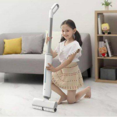 New Xiaomi SWDK DD1 Electric Mop Floor Cleaner Sweeper Wet Clean Machine Broom Vacuum Cleaner Washer