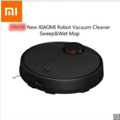 New Xiaomi Mijia robot  2 in 1 Sweeping and Wet Mopping Robot Vacuum Cleaner LDS S50 Image