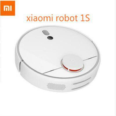XIAOMI Mijia 1S Robot Vacuum Cleaner Intelligent Planning 5200mAh Battery Dual SLAM Fusion Algorithm