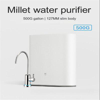 Xiaomi Water Purifier Reverse Osmosis Water Filter System Technology Kitchen Type Household