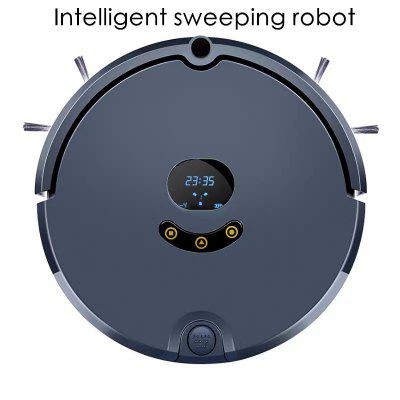 Sweeping Robot Intelligent Planning Vacuum Cleaner Mobile Phone APP WITH Three-in-one Automatic Charging