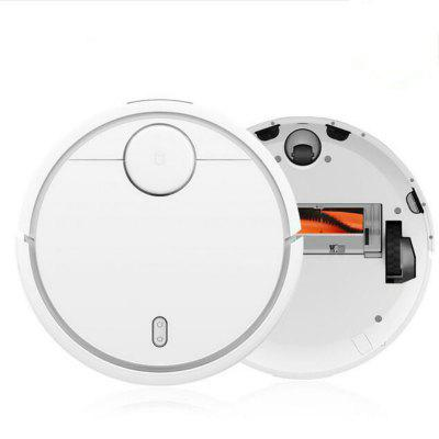 Xiaomi robot cleaner Mi Robotic Vacuum Cleaner  wifi and APP auto charge  household vacuum cleaning machine Image