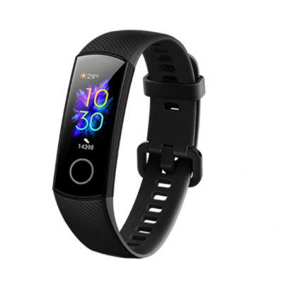 Huawei Honor Band 5 Smart Wristband Oximeter AMOLED Touch Color Screen Sports Bracelet