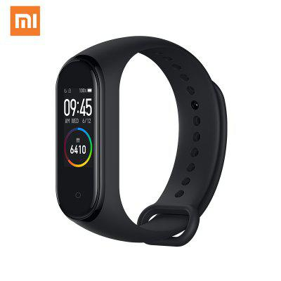 Global Xiaomi Mi Band 4 Smart Band 0.95inch AMOLED  Full Color Screen  Waterproof Smart Bracele