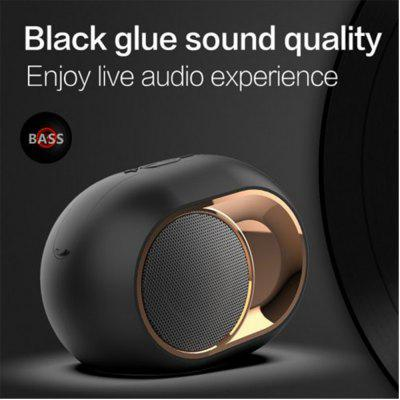 Bluetooth Speaker X6 Wireless Subwoofer 5.0 support dual channel hands-free calls