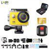 VDEO Action Camera Ultra HD 4K-30fps WiFi 170D waterproof video helmet recording sports camera