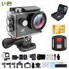 4K Action Camera Ultra HD 4K 30fps WiFi 2.0 LCD 170D waterproof video helmet recording sports camera