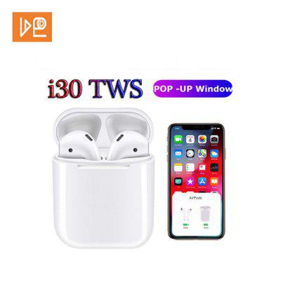 VDEO I30 pop-up click control wireless Bluetooth headset 6D subwoofer Bluetooth for iOS and Android