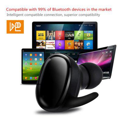 VDEO T2C Bluetooth 5.0 touch control automatically paired with TWS stereo wireless headphones