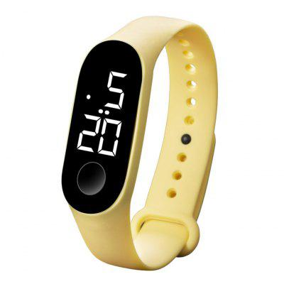 VDEO-LED electronic motion lighting sensor watch fashion men and women watch dress digital watch