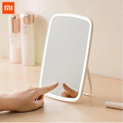 Original millet smart portable LED desktop mirror portable folding lamp mirror bedroom desk