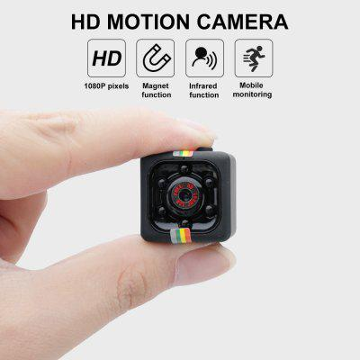 miniSQ11night vision HD 1080P night vision video camera DVR micro night vision  miniature camera