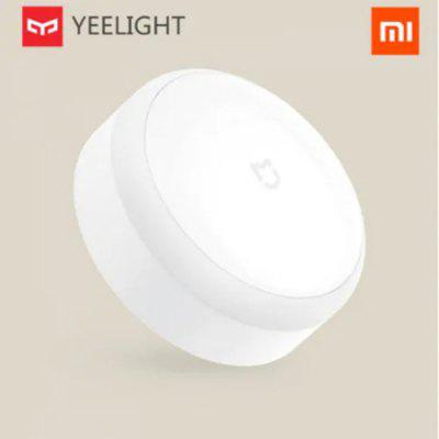 MI Yeelight Led Light Usb powered night light body sensor night light - white