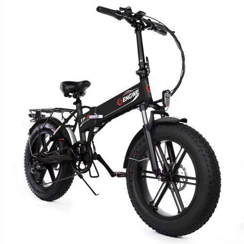 ENGWE EP-2 500W Bike Tire Electric Bike With 48V 10Ah Lithium-ion Battery