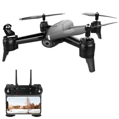 SG106 Wi-Fi FPV RC Helicopter Quadcopter Drone with HD Camera Optical Flow Positioning