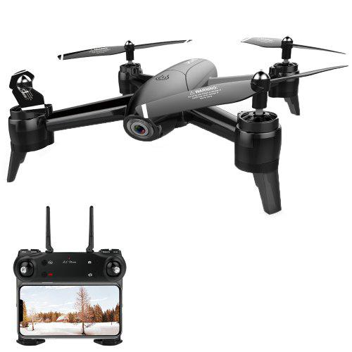 SG106 Wi-Fi FPV RC Helicopter Quadcopter Drone with HD Camera Optical