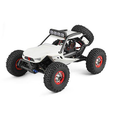 12429 4WD Electric Climbing High-speed Off-road Vehicle Simulation Car Remote Car