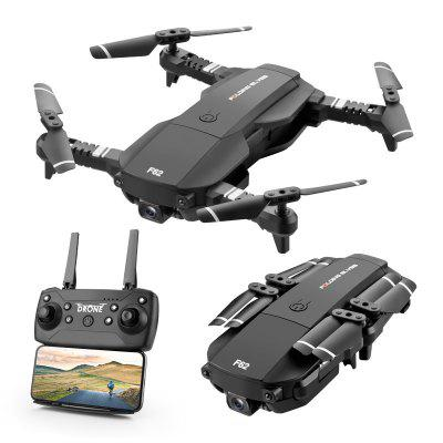 F62 2.4G WIFI FPV RC Drone Quadcopter Helicopter with 4K 16MP HD Wide Angle Camera