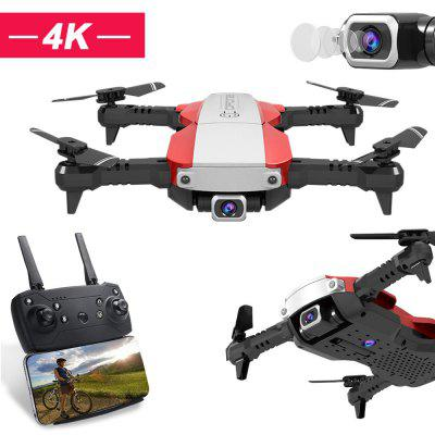 H3 WIFI PFV Drone RC Helicopter Quadcopter with 4K 1080P HD Camera Optical Flow Hover
