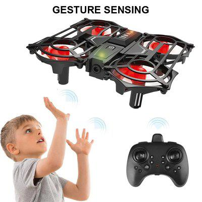 JJRC H74 2.4Ghz Interactive Sensing RC Drone Quadcopter