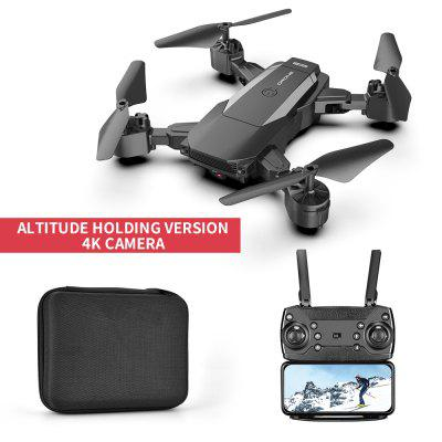 F84 Mini Foldable Wifi FPV RC Drone With 4K/1080P HD Camera Quadcopter Toys for Child RC Helicopter
