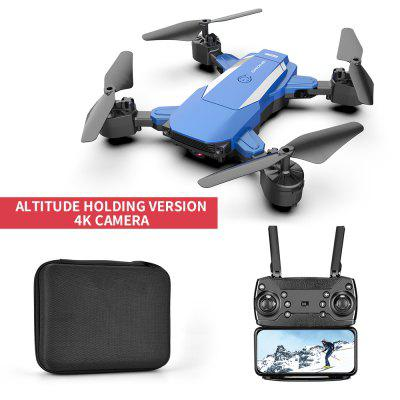 F84 Mini Foldable Wifi FPV RC Drone With 4K/1080P HD Camera Quadcopter Toys for Child Helicopter
