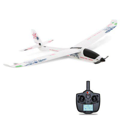 WLtoys XK A800 Stabilization RC Airplane 5CH 3D6G System Model Push-speed Gliders Fixed Wing Plane for Futaba