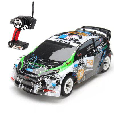 Wltoys K989 RC Car 2.4G 4WD Brushed Motor 30KM/H High Speed RTR Drift Rally Toy