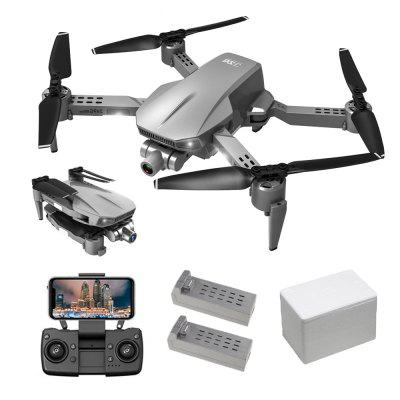 L106 Pro WiFi FPV 5G Drone Camera 4K Professional GPS 2-Axis Gimbal Quadcopter with HD Dual Cameras PK SG906 PRO