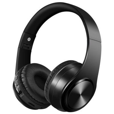 B3 Wireless Stereo Headset With Mic Support TF Card