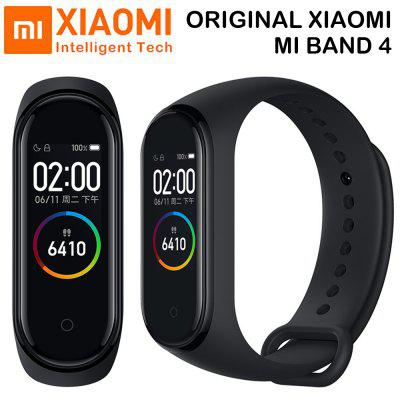 Original Xiaomi Mi Band 4 Smart Wristband Fitness Bracelet AMOLED Color Touch Screen