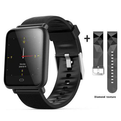 Q9 Blood Pressure Heart Rate Monitor Smart Watch IP67 Waterproof Sport Fitness Watch Smartwatch