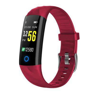 S5 Smartwatch Pedometer Heart Rate Monitor Blood Oxygen Fitness Wristband