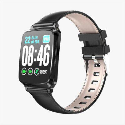 M8 SmartWatchscreen Touch Waterproof Multi Sports Modes Blood Pressure Monitor Fitness