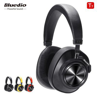 Bluedio T7 Wireless Headphone ANC Bluetooth Headphone