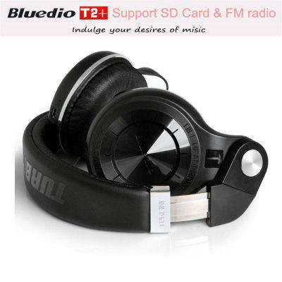Bluedio T2 Plus Wireless Headphones for Only 28.99 Are the Best Affordable Bluetooth 5.0 Headset with up to 45 Hours Battery Life!