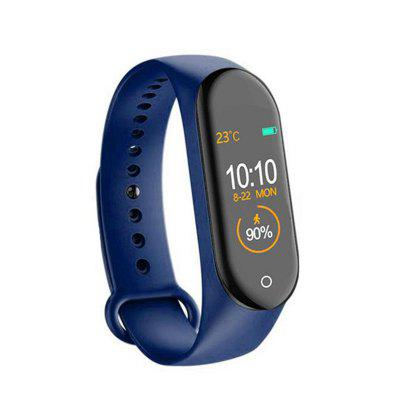 M4 SmartBand Fitness Tracker Watch Sport Bracelet Heart Rate Blood Pressure Smartband Monitor Health