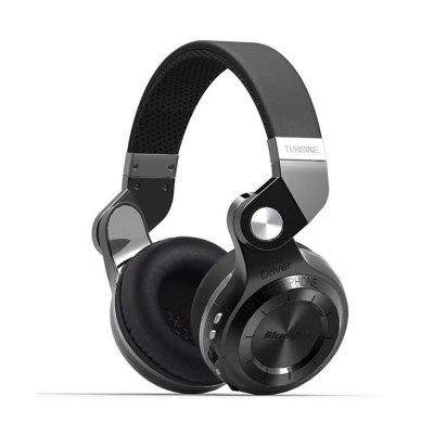 Cuffie Bluetooth Bluedio T2 Plus wireless con cuffia per scheda SD radio FM BT BT 5.0