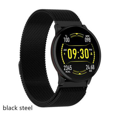 W9 SmartWatch HD Big Screen Bracelet Heart Rate Monitoring Weather Display Smart Band Sports Fitness